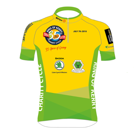 Ring of Kerry cycle jersey